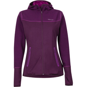 Marmot Sirona Hoody Women Dark Purple/Grape